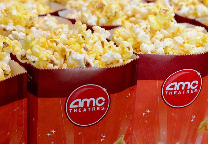 Amc Food & Popcorn Prices