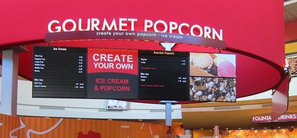 Amc Now Serves Gourmet Popcorn Where You Can Choose Your Own Toppings
