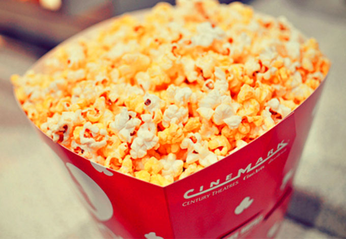 Cinemark Concessions Menu And Popcorn Prices