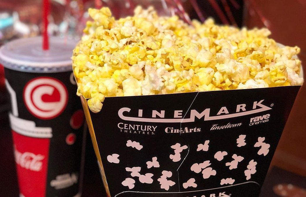 Cinemarks Delicious Poporn Is A Tough Act To Follow