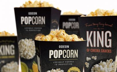 Odeon's Popcorn Is Very Tasty And Reasonably Priced