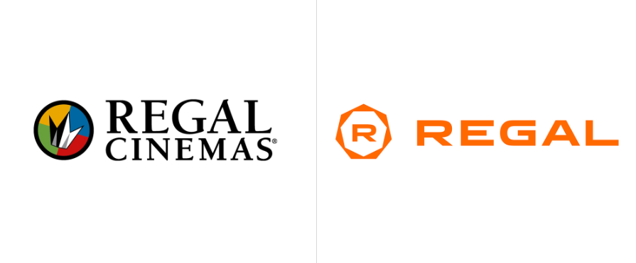 Old And New Regal Cinema