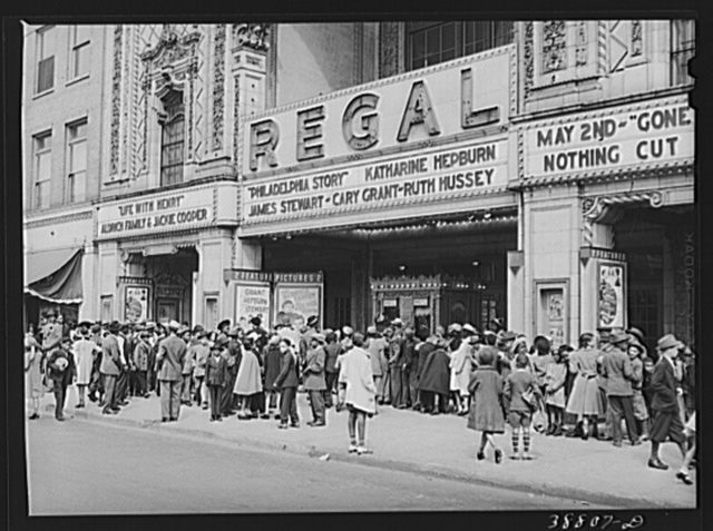 One Of The Original Regal Cinemas