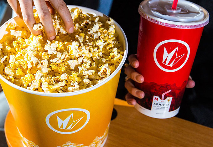 Regal Cinemas Food And Popcorn Prices In 2020 Movie Food Prices