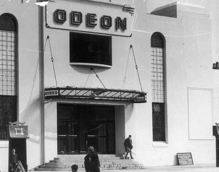 The First Odeon Cinema