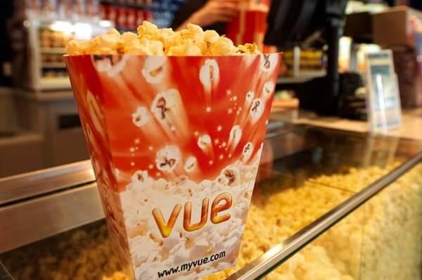 Vue's Popcorn Is Hard To Walk Past