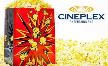 Cineplex Food & Popcorn Prices