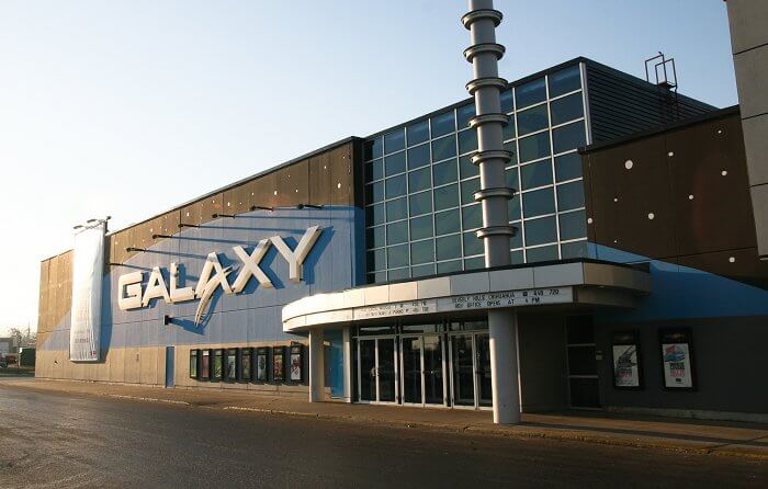 Cineplex Also Owns Galaxy Cinemas