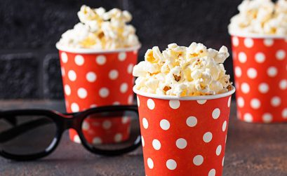 Popcorn At Sm Cinema