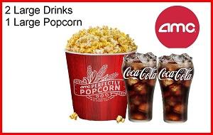 Amc Popcorn Coupon